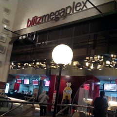 Photo taken at blitzmegaplex by Tri A. on 7/21/2013