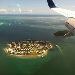 Photo taken at Key West International Airport (EYW) by Nathan M. on 6/16/2013