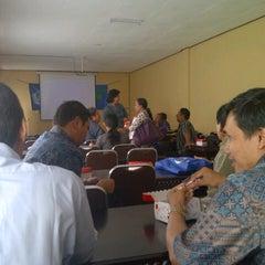 Photo taken at Rumah Pintar Pemkot Denpasar by ib_sutarja on 11/30/2012