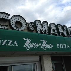Photo taken at Manco & Manco Pizza by Ken S. on 3/29/2013