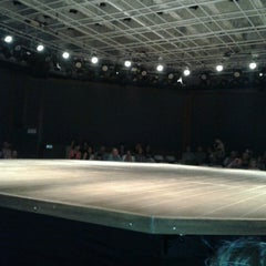 Photo taken at Suzanne Dellal Center for Dance and Theater (מרכז סוזן דלל למחול ולתיאטרון) by Olha N. on 7/14/2013