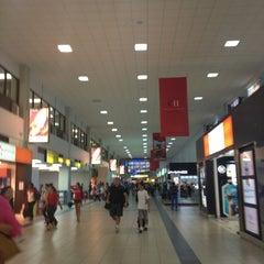 Photo taken at Aeropuerto Internacional de Tocumen (PTY) by Marcelle F. on 1/20/2013