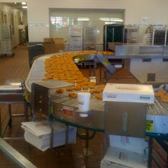 Photo taken at Krispy Kreme Doughnuts by Judge C. on 10/17/2012