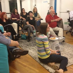 Photo taken at Contently HQ by Peter C. on 11/13/2012