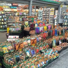 Photo taken at Bloemenmarkt by Jos B. on 1/10/2013