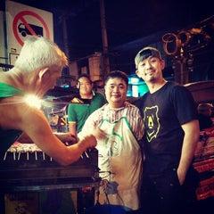 Photo taken at ถนนคอนแวนต์ (Convent Road) by gaotong b. on 9/26/2014