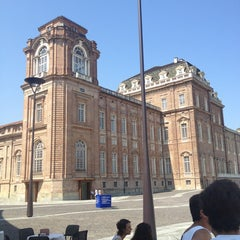 Photo taken at Reggia di Venaria Reale by Tommy S. on 7/21/2013