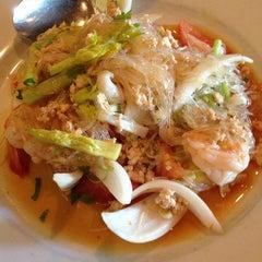 Photo taken at Sawasdee Thai Restaurant by X Y. on 6/29/2013