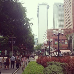 Photo taken at Orchard Road by EvoJack on 7/29/2013
