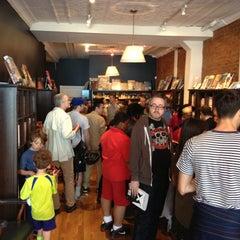 Photo taken at Bergen Street Comics by Jon P. on 5/4/2013