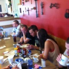 Photo taken at Backburner cafe by Josh deejay R. on 3/9/2014