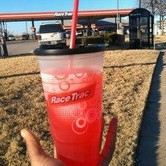 Photo taken at RaceTrac by Carlton W. on 1/17/2013