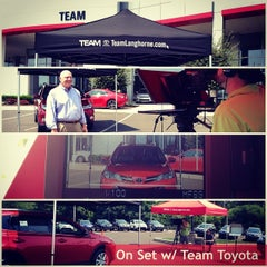 Photo taken at Penndel, PA by Team Toyota of Langhorne on 8/8/2014
