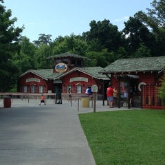Photo taken at Dollywood's Splash Country by Kyle B. on 6/23/2013