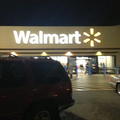 Photo taken at Walmart by Corey H. on 1/24/2013