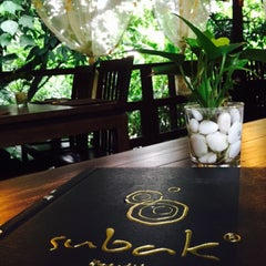 Photo taken at Subak Restaurant by Elly T. on 7/26/2015