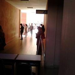 Photo taken at Kolej Sains Kesihatan Bersekutu by RhAzzhley T. on 10/10/2013