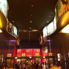 Photo taken at Novo Cinemas نوڤو سينما by Omar B. on 10/18/2013
