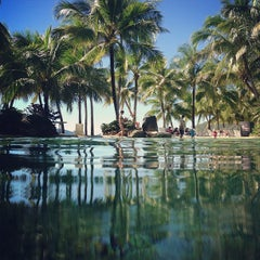 Photo taken at Hamilton Island by Matt G. on 5/27/2013