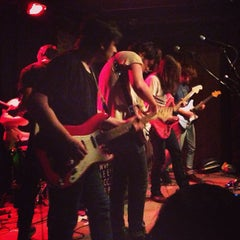 Photo taken at Great Scott by Allston P. on 4/5/2013