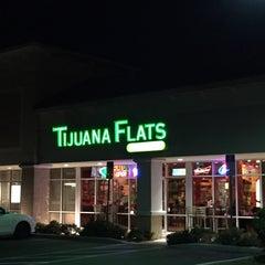 Photo taken at Tijuana Flats by Rob S. on 1/25/2016