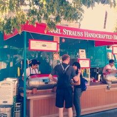 Photo taken at Karl Strauss Beer Truck by Samantha B. on 10/23/2012