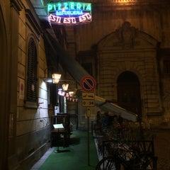Photo taken at Antica Pizzeria Fratelli Ricci Est! Est!! Est!!! by Evan K. on 11/13/2014