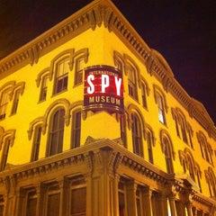 Photo taken at International Spy Museum by Evan K. on 10/22/2012