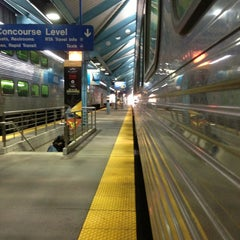 Photo taken at Ogilvie Transportation Center by Steve C. on 3/18/2013