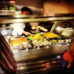 Photo taken at Student Center Dining Hall by Alan T. on 9/20/2012
