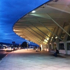 Photo taken at Aeropuerto de Bilbao (BIO) by Benito G. on 11/9/2012
