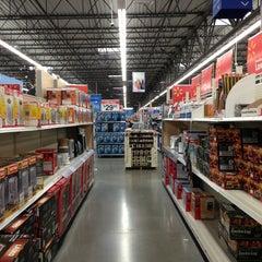 Photo taken at Walmart Supercenter by Becky E. on 3/2/2013