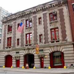 Photo taken at New York City Fire Museum by Untapped Cities on 3/27/2015