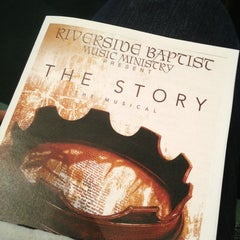 Photo taken at Riverside Baptist Church by Jacqueline G. on 3/29/2013
