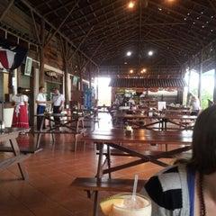 Photo taken at La Choza De Laurel by Carlos C. on 12/2/2012