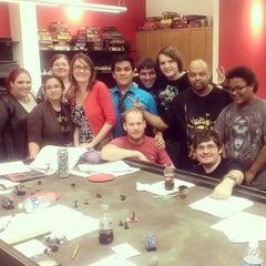 Photo taken at Asgard Games by Kacey W. on 12/6/2014