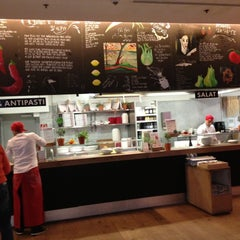 Photo taken at Vapiano by Supafly419 on 4/20/2013