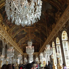 Photo taken at Palace of Versailles by Praifon N. on 5/9/2013