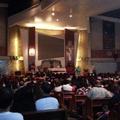 Photo taken at Redemptorist Church by DAVAOLIFE.com on 12/23/2012