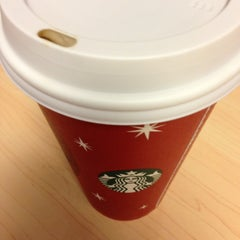 Photo taken at Starbucks by Billy S. on 11/12/2012