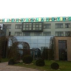 Photo taken at Cork International Airport Hotel by Ursula B. on 2/10/2013