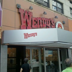Photo taken at Wendy's by Brendan C. on 8/12/2011