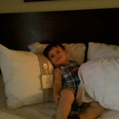 Photo taken at Holiday Inn Orlando Sw - Celebration Area by Jennifer F. on 8/13/2011