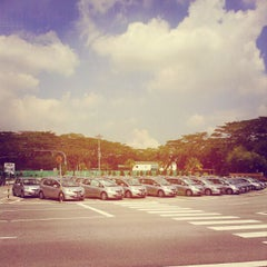 Photo taken at Bukit Batok Driving Centre (BBDC) by DingXiang T. on 4/5/2012