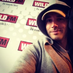 Photo taken at WILD FM Hitradio HQ by Lucas D. on 9/26/2013