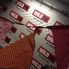 Photo taken at WILD FM Hitradio HQ by Lucas D. on 4/2/2014