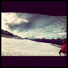 Photo taken at Cerro Castor by Diego N. on 10/3/2012