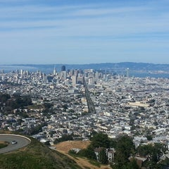 Photo taken at Twin Peaks Summit by Jaime M. on 5/11/2013