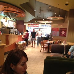 Photo taken at Starbucks by 'Camille N. on 1/1/2013