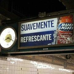 Photo taken at MTA Subway - 7th Ave (B/Q) by Sean B. on 12/12/2012